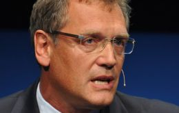 "Secretary General Jerome Valcke: ""in a democracy, everyone is innocent until proven guilty"""