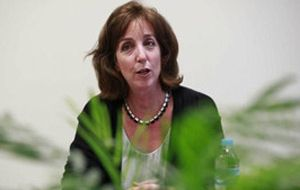 Roberta Jacobson reveals details of the Obama-CFK summit