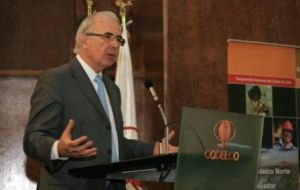 "Codelco CEO Diego Hernandez"" I think they are jeopardizing their future"""