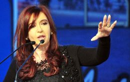 Let's hope God will show the light to the US and EU, said the Argentine president