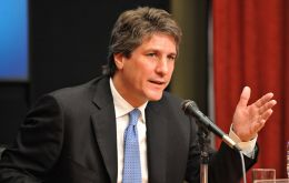 Boudou will chair the meeting