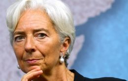Ms Lagarde is expected this week in Mexico, Brazil and Peru