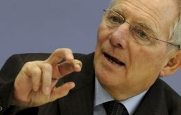 "Finance Minister Wolfgang Schaeuble: ""changes to the Lisbon Treaty can be done very quickly"""