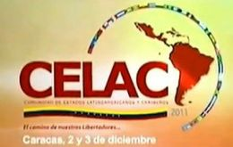 The meetings are in the framework of CELAC