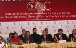 The issue will be discussed this week in Caracas during the Celac summit