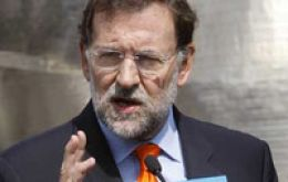 Mariano Rajoy with a comfortable majority is scheduled to take office mid December