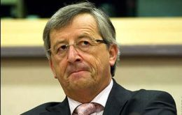 Jean-Claude Juncker said EU expects the IMF to match the additional 'firepower' of the EFSF