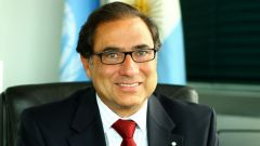 Argüello until now held the post of ambassador before the UN