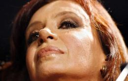 Cristina Fernandez keeps to the rules experience has shown her they work