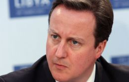 PM Cameron opted out of the deal questioning financial services changes