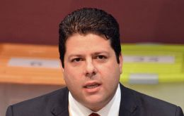 Fabian Picardo, the new Chief Minister: &ldquo;a new dawn has broken&rdquo;<br /> <br />