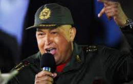 The Venezuelan dictator sings and dances to show he is vigorous