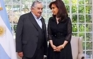 President  Mujica and the hard-to-get-along Lady