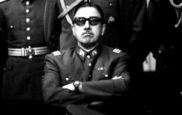 Two months after the coup Pinochet received funds from Brazil