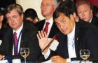 Correa said Ecuador feels closer to Mercosur than to CAN