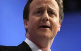 PM Cameron said in his Xmas message the UK wants a constructive relation with Argentina <br />