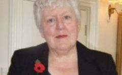Jan Cheek, Member of the Legislative Assembly Falkland Islands