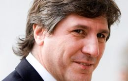 During CFK absence of leave, 20 days, the Executive will be in the hands of Vice-president Amado Boudou