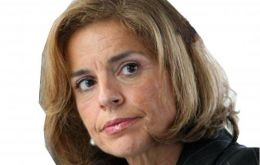 Ana Botella in politics since 1978, is the wife of former Spanish PM Jose Maria Aznar