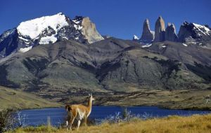 Torres del Paine is one of the most visited parks in Chilean Patagonia