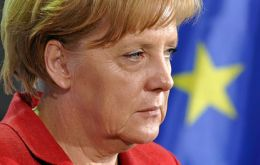 The path to overcome the crisis remains long, said the German Chancellor