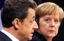 The leaders of EU two strongest economies meet next week