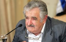 """Countries don't move from the neighbourhood"", said President Mujica"