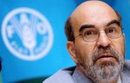 Brazil's Jose Graziano da Silva replaced Senegal's Jacques Diouf at the helm of FAO