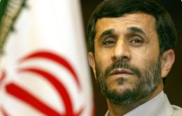 President Ahmadinejad scheduled to visit five countries