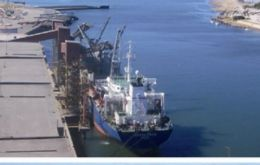 Bahia Blanca is an important trans-shipping and commercial center handling a large export trade of grain