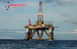 Sea Lion oil discovery is the most advanced asset in the waters off the Falklands<br />
