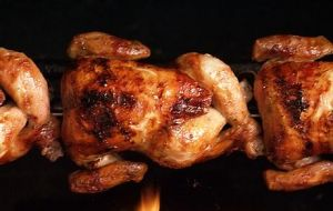 Chicken has become the most popular meat with annual consumption of 36.1 kilos per capita