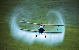 In some EU countries up to 25% of pesticides in agriculture are counterfeit