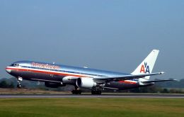 Latin American routes among the most lucrative routes of American Airlines