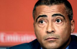 "Former striker and member of the organizing committee Romario said ""we are good players and good organizers"""