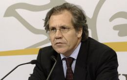 Almagro said the 588 million dollars of 2011 were the highest in 20 years.