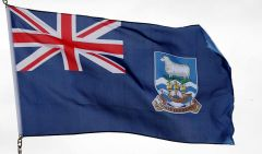 Mercosur member and associate countries do not recognize the Falklands flag