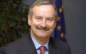 Transport Commissioner Siim Kallas: ensuring safety for passenger ships fully keep pace with latest designs and technologies