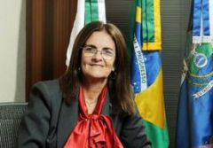 Maria da Gracas Foster has been working 32 years for Petrobras