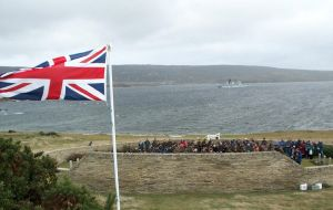As the Falklands conflict anniversary approaches, so does rhetoric