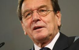 Former Social Democrat Chancellor Gerhard Schröder implemented the policy