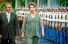 Rousseff proud of meeting the inspiration of her student time dreams