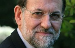 Spain's conservative PM Rajoy has to deal with 5 million unemployed