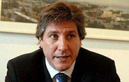 Vice President Amado Boudou confirmed rumors about possible constitutional amendments