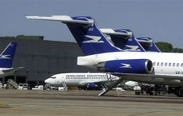 The Argentine flag carrier now has 81 operational aircraft
