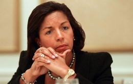 US Ambassador Susan Rice disgusted with the Security Council vote