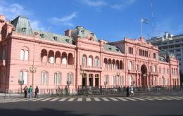 All the political system and corporations have been invited to Casa Rosada