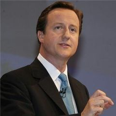 "PM Cameron: ""an absolutely key part of the United Nations Charter is to support self determination"""