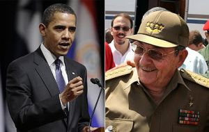 Hard to see President Obama shaking hands with Cuba's Raul Castro on an electoral year