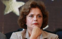 President Rousseff had to send 3.000 Army troops to help restore order